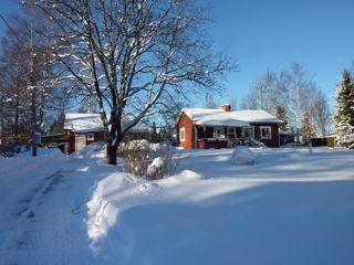 Soläng - Vårt Sverigehem i vinterskrud