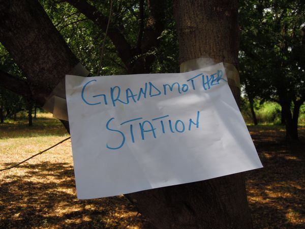 Grandmothers station