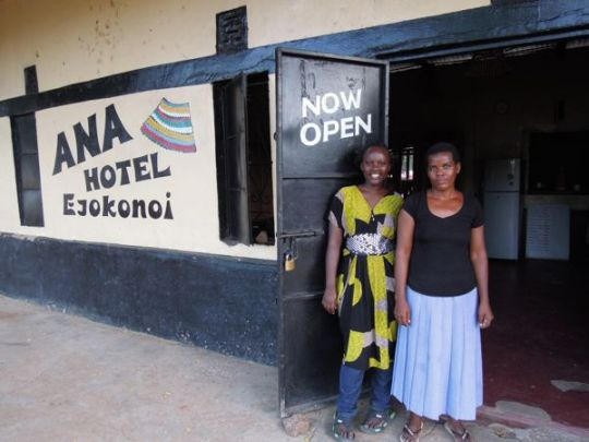 Nya ANA-Hotel