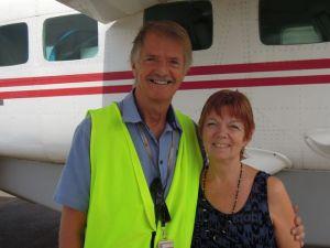 KeA & Birgitta i Turkana